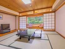 川側一般和室一例