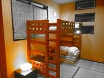 エコノミー和室(3名様まで利用可能な個室です)