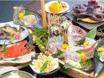 見つけた人はラッキー★島の惠が詰まったお値打なプランのお料理例