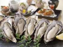 【和Dining梅浪漫】室津産の牡蠣を楽しむ創作和食(一例)(12月~3月限定)