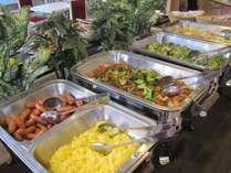 ■朝食:手作り&日替わりメニューが充実の朝食バイキング!