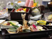 和食会席 夏のスタンダードコース(イメージ)