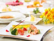 【贅彩々♪浜名湖】春夏秋冬★フランス料理スタンダードコースを最上階レストランで満喫プラン!