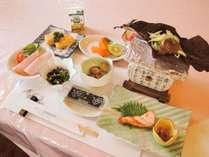*【朝食一例】しっかり食べて1日をスタート
