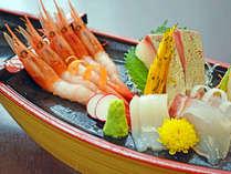初夏の味覚<甘エビ&イカ造りに新鮮魚介てんこもり>最大1人2000円以上お得!F&Eグループ1周年記念