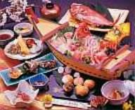 料理と温泉でゆったりできる温泉宿