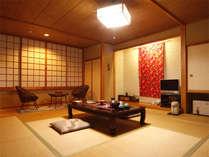 シンプルだけど広々としたスタンダードなお部屋です。