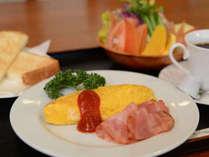 *選べる朝食(洋食)