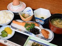 *選べる朝食(和食)
