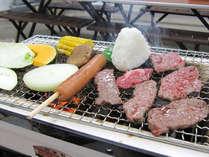 美味しくて柔らかいお肉をたっぷり♪焼きおにぎりも隠れ人気の逸品です!