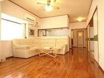 *【喫煙可】和洋室60平米(キッチン付)/広々したお部屋でゆっくり過ごせます。
