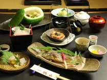 【信州の味覚・夕部屋食】価格重視のお客様も納得♪旬彩が奏でる料理をシンプルに堪能-絢aya-