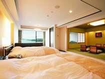【露天風呂付特別室】[フレンチ]日本三景「天橋立」でフルコースディナーと天然温泉