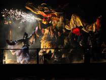 【7月24日限定!】文殊堂出船祭で海上舞台の龍舞、打ち上げ花火を堪能[和食/通常プラン]