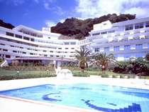 【全室オーシャンビュー】渚の白いホテル 雄大な海を前に心を解放☆海辺にある露天風呂でゆったりと。