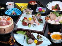 料理イメージ ※お食事の内容は季節により異なります。