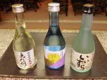 梅の湯 冷酒生酒  「大信州」「のみましょや」「いいずら」、