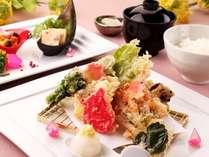信州松本料理満彩プラン 料理イメージ