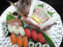 ◎夏限定◎【ファミリープラン】鯛姿造り!ステーキ!お寿司!スペシャルメニュー★家族でワイワイ団らん♪