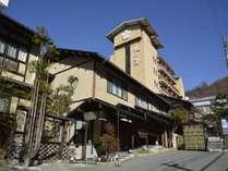 【外観】松本市都市景観賞を受賞した趣のある建物です。