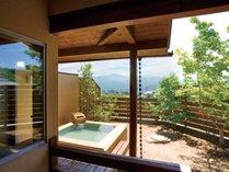 【露天kajitsu】田舎の風景と自然に囲まれた清々しさを感じる景観