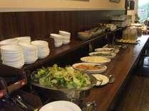 朝食バイキング 7:00~9:30