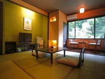 2011年6月全面リニューアルしたすずらん亭。お手頃価格でも基本サービスは他のお部屋と同じ。