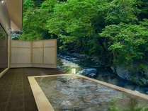 蓼科温泉ホテル親湯 山と渓流に抱かれた露天風呂の宿