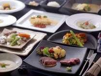 【蓼科キュイジーヌ】Honey 秋メニュー 料理長おすすめの一品を追加した最上級コース