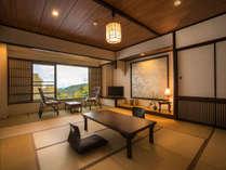 【清流亭】四季の美しい姿を愉しめる眺望抜群の渓流側のお部屋