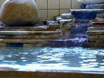 ≪温泉≫軽井沢では数少ない天然温泉100%のお湯をお楽しみください♪