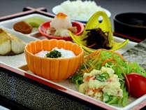 ≪朝食一例≫爽やかな軽井沢の朝に優しい和朝食♪