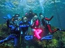 越前の海を満喫!体験ダイビング付宿泊Aプラン
