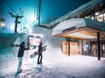 蔵王温泉 タカミヤヴィレッジ ホテル樹林 -JURIN- (山形県)