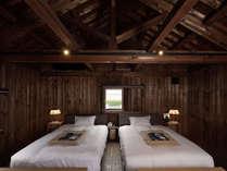 【エグゼクティブ・古香庵101】元蔵を改装し、歴史的にも価値高い一棟貸しの客室
