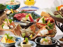 食事処 季節の旬菜を盛り込んだ和会席をお愉しみください ~イメージ~