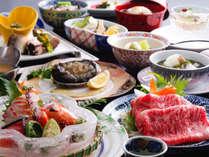 瀬戸内の旬菜や地元の食材を使った和会席をお楽しみください