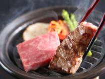 【伊予牛網焼き】自慢の伊予牛の本来の味をご堪能できる網焼きでお召し上がりください