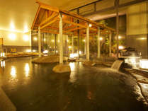 ◆大浴場 解放感溢れる大浴場で様々な湯浴みを楽しめます。