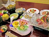 【1泊2食付】食材の宝庫=佐渡を食べ尽くす山海料理