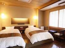【和洋モダンルーム】和室と洋室各お部屋に液晶TVを設置、空気清浄機も完備。
