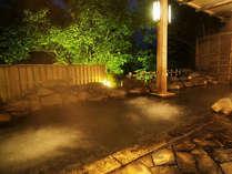 【露天風呂】定山渓屈指の眺望を誇る「章月」渓谷美を存分にお楽しみください。