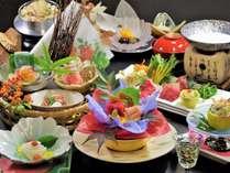 【里の奏】金目鯛三種と豆乳しゃぶ、食べ競べをお楽しみ下さいませ!