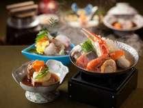 【部屋食】和食会席「彩月」-時季により変わる, 章月のスタンダード膳-