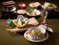 【食事処】和食会席「結月-ゆづき-」お得なお日にち限定会席