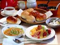 昔から変わらない樅の木の日替わり朝ごはん♪【洋朝食】