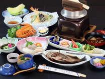 *海席*当宿のスタンダード料理一例です♪知多自慢の食材を使用したお食事を堪能下さい!