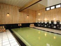 天然温泉大浴場『弐の湯』30分間の清掃時間を除き、深夜もご利用いただけます。