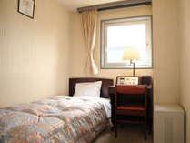 【きつ煙シングルA】安く泊るならこのお部屋がおすすめ(10平米ベッド幅100cm)