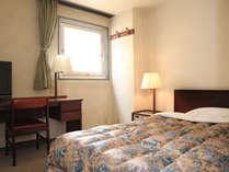 【シングルD】快適な滞在をお約束。広々とお使いいただけます(12.5平米ベッド幅125cm)